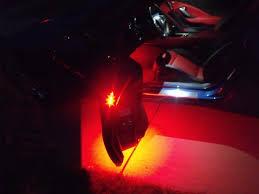 2018 2018 c7 corvette led door handle and under door puddle light kit