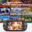 Shop <b>PSP X16 7 inch</b> Screen Built-in 16GB Memory Retro Handheld ...