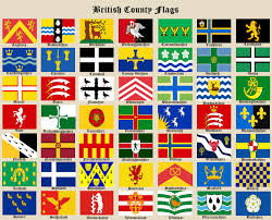 English County Flags Chart 54 High Quality English County Flags Chart