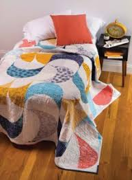 How to Use Large-Scale Prints in Patchwork Quilts - Quilting Daily ... & For some of us, choosing fabric for patchwork quilts is a favorite part of  the quilting process. And for others it's something to get through, ... Adamdwight.com
