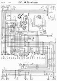 wiring diagram for 1963 64 studebaker avanti circuit wiring diagrams Car Stereo Wiring Diagram at Avanti Car Wiring Diagrams