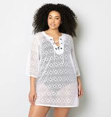 plus size cover up plus size swim from avenue