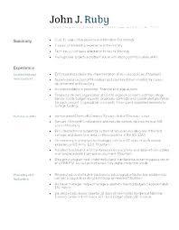 Resume Tips For Career Change Career Change Resume Templates Career Change Resume Examples Of
