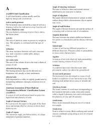 Small Picture Glossary of Geotechnical Engineering Terms