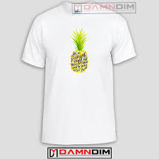 Pineapple Quote Funny Graphic Tees