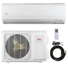split unit heat pump. Interesting Unit 9000 BTU YMGI Ductless Mini Split Air Conditioner Heat Pump 110120V 16  SEER DC Inverter With Kit On Unit I