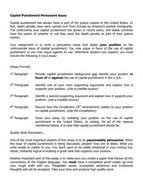 persuasive essay against the death penalty  persuasive essay against the death penalty
