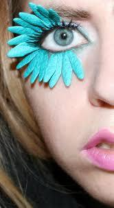 flower petal eye makeup large msg 128821162121 flower makeup tutorial