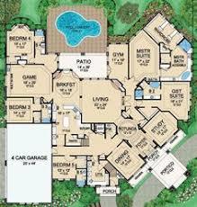 dream house plans. Wonderful Plans House Plan 544500183  Luxury Plan 7670 Square Feet 5 Bedrooms Throughout Dream Plans A