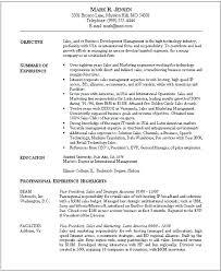 Sales Resume Objective Statement Best of Marketing Resume Objective Statements Resume Objective Statement
