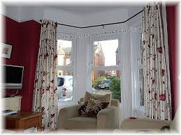 eyelet curtains in bay window boatylicious org