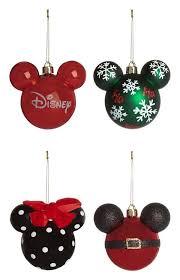 Disney Princess Weihnachtskugeln 4er Pack Saisonale