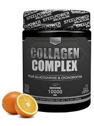 Коллаген/<b>Глюкозамин</b>/<b>Хондроитин</b> Collagen Complex, 300 г ...