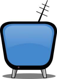 Retro Tv Online Retro Tv Blue Clip Art At Clker Com Vector Clip Art Online