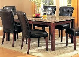 granite top dining table set granite top dining table set contemporary round granite top dining table
