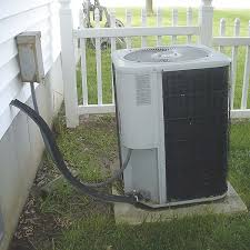 fix a sinking home air conditioner pad