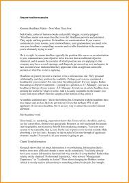 Resume Headlines Strong Resume Headline Examples Best Of Good Headlines For Resumes 17