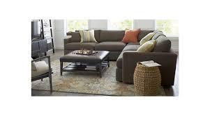 sofa crate and barrel sofa reviews hypnotizing crate and barrel