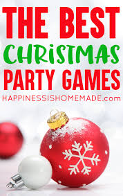 Christmas Photo Kids The Best Christmas Games For Kids Adults Happiness Is