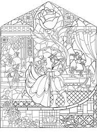 Small Picture Free Printable Stained Glass Window Coloring Pages Coloring Home