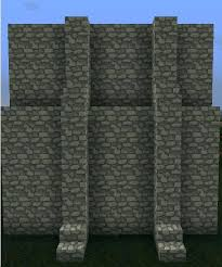 stone fence gate minecraft. Stone Fence Minecraft How To Improve Architecture And Style In Make Gate