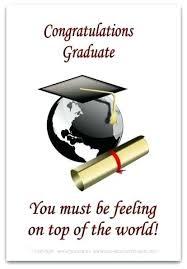 Graduation Card Template Thepostcode Co