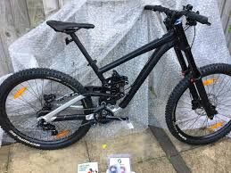 scott gambler 720 2017 full suspension dh racer brand new in
