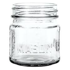 mason jars candle with lids wooden uk