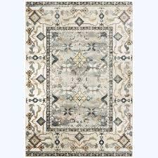 oriental weavers harmony traditional ivory area rug 1 10 x 7 3