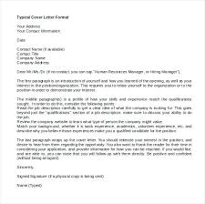 Downloadable Cover Letter Template Download Free Cover Letters