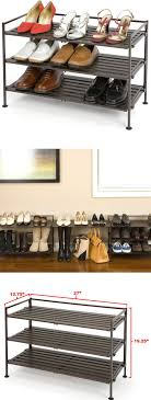 Diy Shoe Rack 22 Diy Shoe Storage Ideas For Small Spaces Craftriver