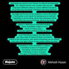 Friendship Quotes In Hindi Shayari Status Quotes Stories Nojo