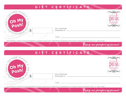 perfectly posh gift certificates you pick the amount they do the perfectly posh gift certificates you pick the amount they do the shopping
