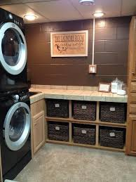 Small Basement Designs Delectable 48 Best Of The Best Basement Laundry Room Design Ideas R^ LAUNDRY