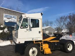 Capacity Yard Spotter Trucks Lawrence Ricci Industrial Equipment