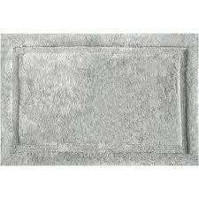 undefined in x organic cotton bath rug 60 24 inch