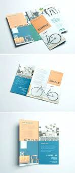 Brochure Template For Word 2007 Free Online Tri Fold Brochure Template