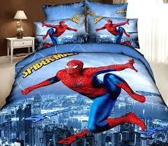 kids cartoon bedding comforter sets bedroom children queen size bedspread bed in a bag sheets duvet cover bedclothes dinosaur spiderman set full