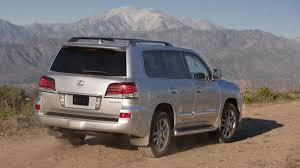 2013 Lexus LX 570 review notes: A big and cushy luxury SUV   Autoweek