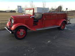 1935 Chevrolet Master American Fire Apparatus CO Fire Truck for sale