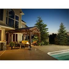 Outdoor Greatroom Company Metal Roof For Lodge II Pergola  ROOFMETALOutdoor Great Room
