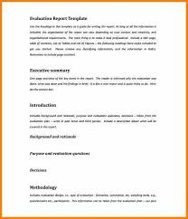 8+ Executive Report Template Format | Mael Modern Decor