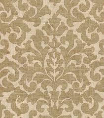 Small Picture SALE Gold Damask Fabric Upholstery Fabric Metallic Drapery