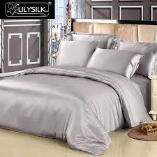 pure mulberry silk comforter duvet cover luxury natural seamless black white pink twin reviews