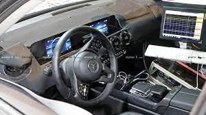 Noch im herbst 2019 kommt der mercedes glb auf den markt. 2020 Mercedes Glb Spy Photo 4 Flywheel