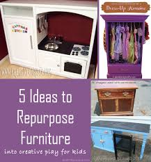 furniture repurpose ideas. 5-ideas-to-repurpose-furniture-into-creative-play- Furniture Repurpose Ideas N
