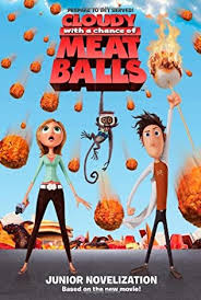 Cloudy with a Chance of Meatballs by Stacia Deutsch