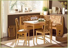 Kitchen Nook Furniture Set Kitchen Nook Set Sidle Up With Corner Booth Kitchen Table