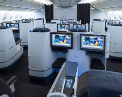 Klm Business Class Review Boeing 747 400 Combi