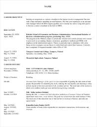 Sample Human Resources Resume 100 HR Resume Examples PDF 73
